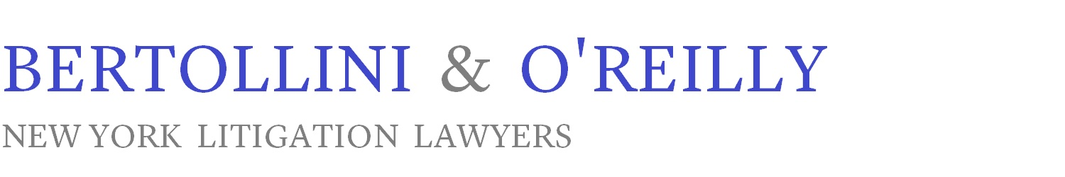 New York Litigation Lawyers